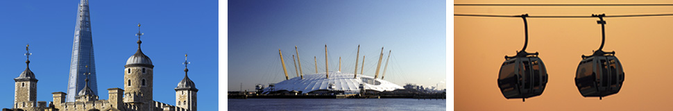 London trio